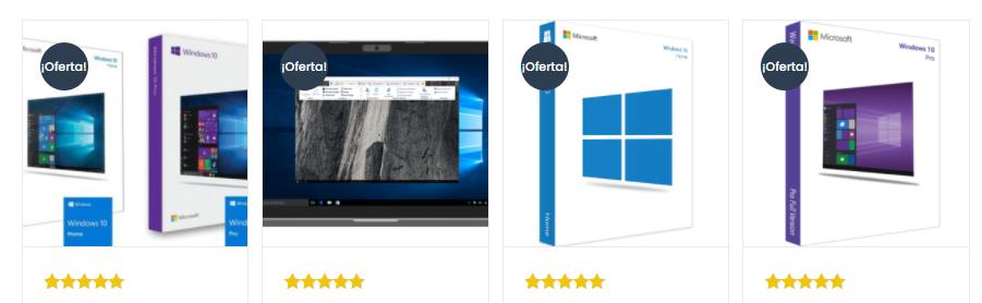 Licencias Windows Originales